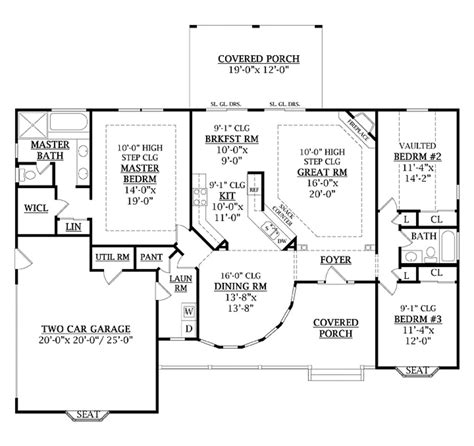 one level house plans with basement one level house plans with no basement unique e level