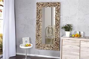 Miroir Design Pour Salon Maison Design