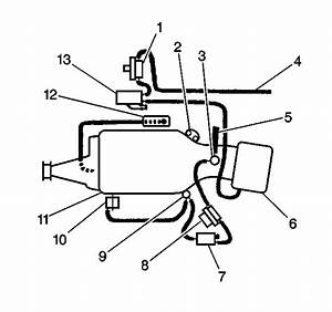 2005 Buick Rendezvous Brake Line Diagram