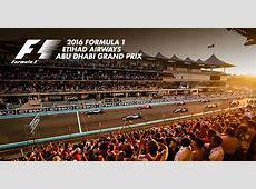 2016 FORMULA 1 ETIHAD AIRWAYS ABU DHABI GRAND PRIX Live