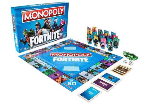 fortnite monopoly board game    pre order