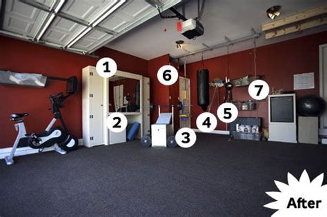 Garage Workout Room Ideas by How To Turn Your Garage Into A Popular Mechanics And