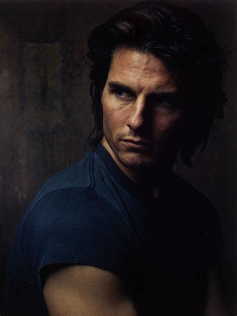 Tom Cruise Muses, Cinematic Men  The Red List