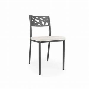 Un Dossier De Chaise : chaise de cuisine assise rembourr e avec dossier aux ~ Premium-room.com Idées de Décoration