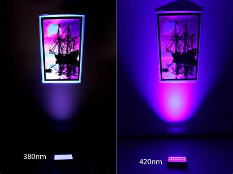 high powered uv led spot light 27w led grow lights and