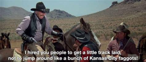 Taggart Blazing Saddles Quotes