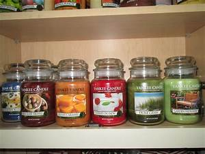 42 best images about the best yankee candle scents on for Kitchen cabinets lowes with yankee candle jar holders