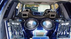 Jenama Kereta  Car Speaker System