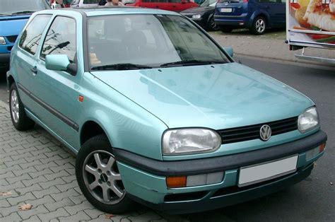 Volkswagen Golf Iii 1hx 20 Gti 16v 150 Hp