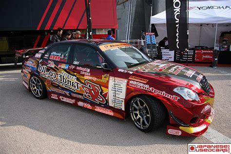 japanese drift cars d1 drift demo at tokyo auto salon photos