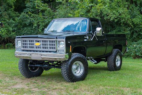 79' Chevy Silverado Ticks All The Right Boxes - ChevyTV