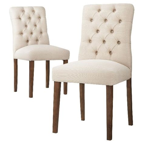 brookline tufted dining chair threshold threshold brookline tufted dining chair laguna set of 2