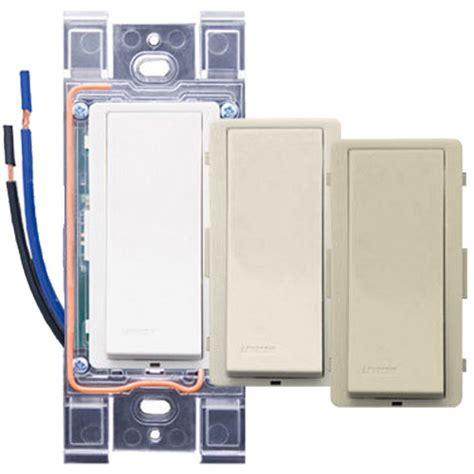 wireless light switch transmitter and receiver leviton levnet enocean wall switch receiver no neutral