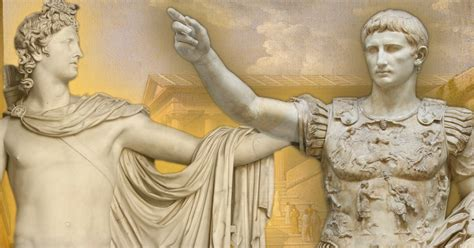 augustus  unmatched grip  power   history  rome