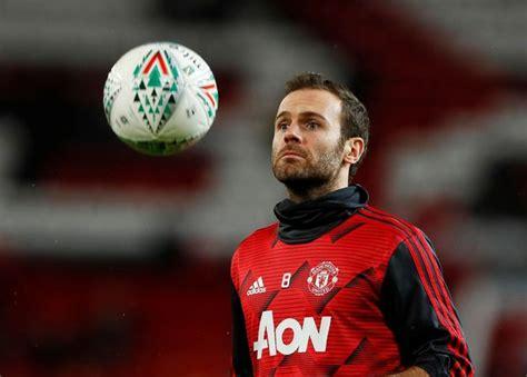Juan Mata offered 'very lucrative deal' to leave Man Utd ...