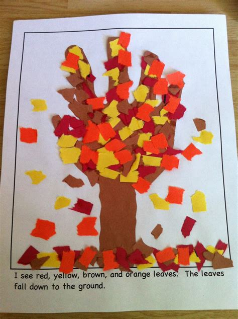 kindergarten at play october 2012 489 | fall tree