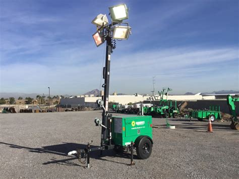 Light Tower For Sale by Light Towers For Sale Ironplanet