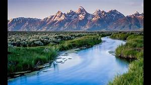 The Grand Teton National Park