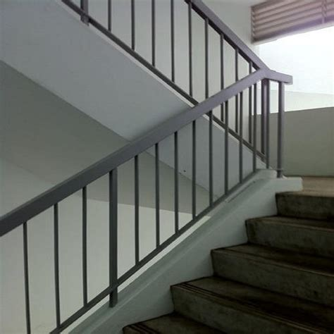 Ms Handrail Design - mild steel railing thickness 0 8 2 5 mm rs 65