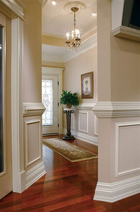 Living Room Window Trim Ideas by Wainscoting Styles Inspiration Ideas To Make Your Room