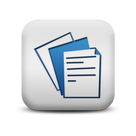 requirements documents icon images business document