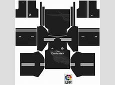 kits deportivos dream legue soccer real madrid