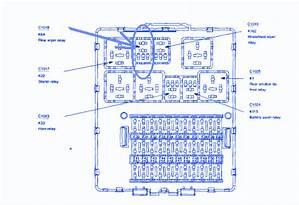 2010 Ford Focus Engine Fuse Box Diagram 3681 Archivolepe Es
