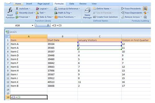 formulas of excel 2007 free download