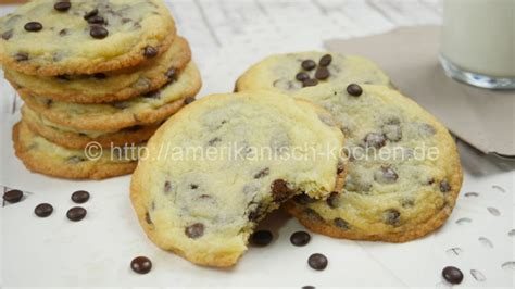 cookies wie von subway amerikanisch kochende