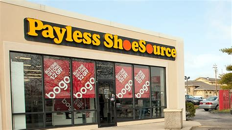 Payless Shoesource Is Filing For Bankruptcy
