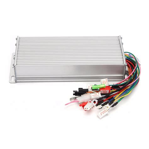 dc 48v 1500w brushless motor controller for e bike scooter electric bicycle alexnld