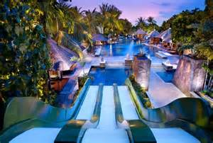 Le Slide by World S Coolest Hotel Water Slides Huffpost