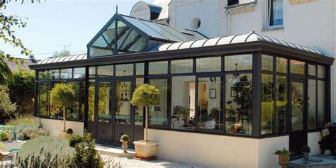 veranda extension cuisine véranda de prestige à toit plat découvrez la villa véranda