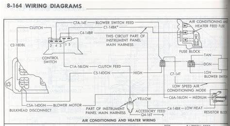 73 Challenger Wiring Diagram by Help Heater A C Blower Motor Switch Wiring 1971 1974
