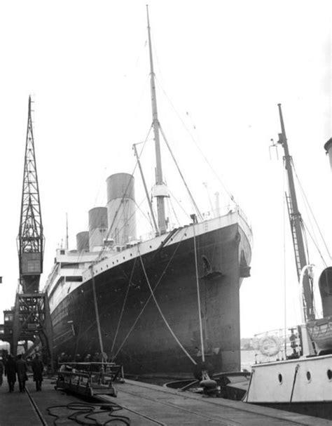 Titanic Sunk By U Boat by Rammed Sunk A U Boat Titanics Ship Rms Olympic