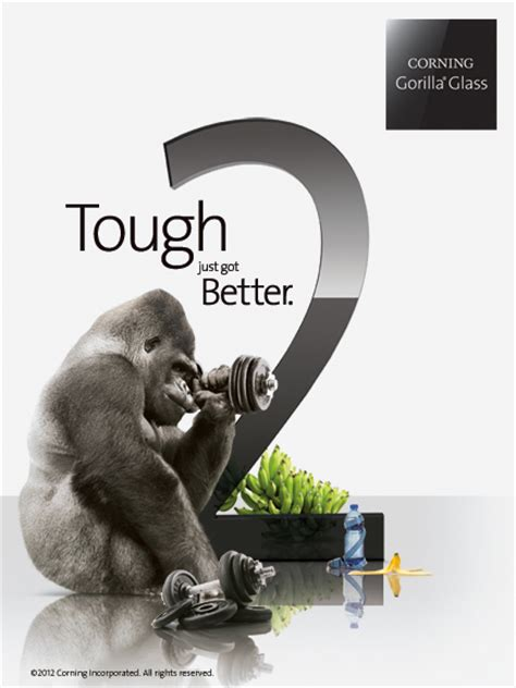 gorilla glass 2 coming to ces smartphones later android