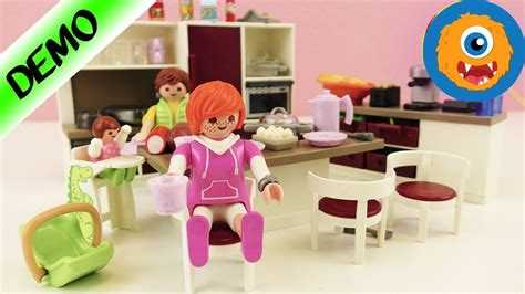 Cuisine Playmobil - playmobil big family kitchen with oven stove