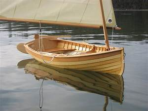Finn wood boat Clinker Dinghy - reviews and photos