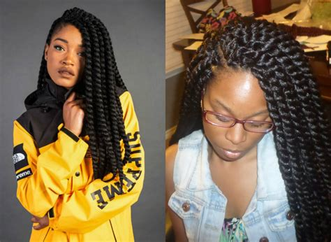 Crochet Braids Hairstyles