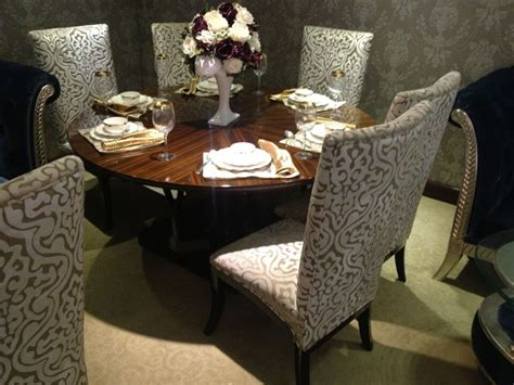 china luxury hotel dining furniture chair and table for