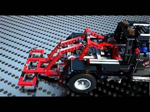 Lego Technic Pick Up : lego technic 9395 pick up tow truck en eurekakids youtube ~ Jslefanu.com Haus und Dekorationen