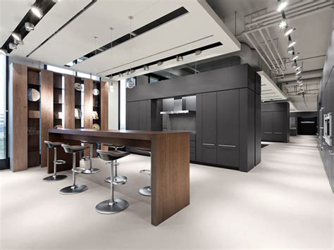 Gaggenau showroom Amsterdam