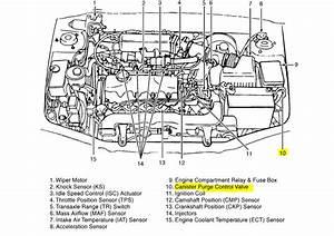 2012 Hyundai Accent Engine Diagram