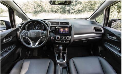 2018 Honda Fit Automatic Release Date  2019 Honda Cars