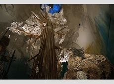 """Openings Swoon – """"Submerged Motherlands"""" Brooklyn"""
