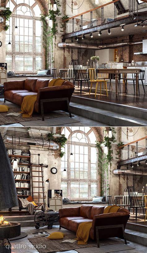 40 Lofts That Push Boundaries by 40 Lofts That Push Boundaries Home Design 집