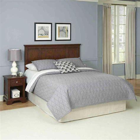 home styles chesapeake  piece cherry king bedroom set
