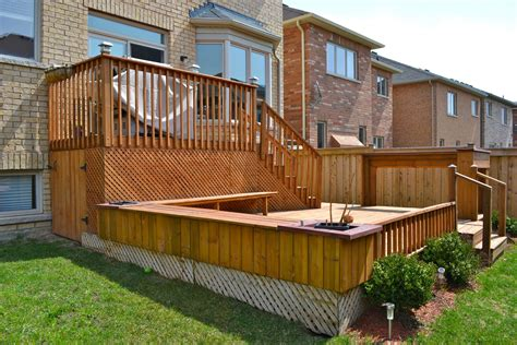 Design Your Own Deck Home Depot by Whether Your Yard Has A Steep Slope Or Gradual Incline A