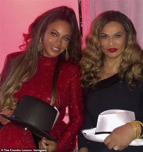 Tina Knowles hits back at critics who claim Beyonce's ...