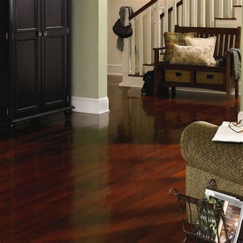 Kingston Mahogany by Mannington Laminate Flooring